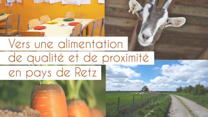 Concertation: Projet Alimentaire Territorial du Pays de Retz