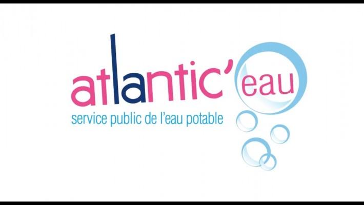 Plongez au coeur du nouveau site internet d'atlantic'eau, service public d'eau potable